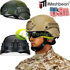 Military tactical combat MICH2000 Simplified Action type helmet for airsoft