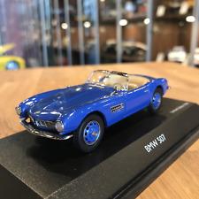 Schuco 1/43 BMW 507 Roadster Blue 450217800