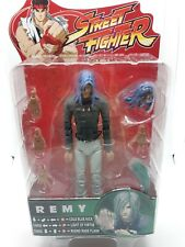 2005 SOTA TOYS--STREET FIGHTER--REMY FIGURE IN BLACK & GREY OUTFIT ROUND 4 A27