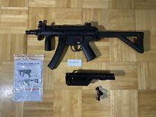 RARE CYMA MP5K PDW CM.041PDW Metal AEG Airsoft Gun 💥Upgraded💥