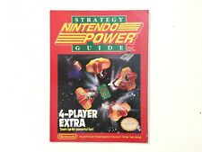 Nintendo Power Strategy Guide - 4-Player Extra