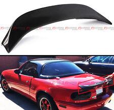 1989-1997 Mazda Miata NA 1st Gen Carbon Fiber Extended Big Trunk Spoiler Wing