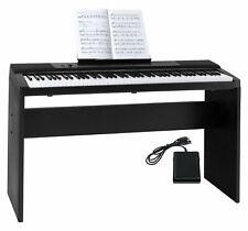 Digital 88 Tasten Keyboard E-Piano Stage Piano 146 Sounds Compact Pedal Twinova