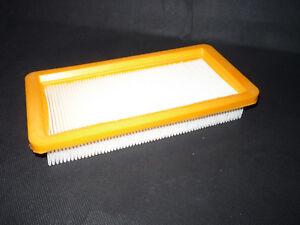 1 Motorschutzfilter passend f. Kärcher Wasserfilterstaubsauger DS Serie (LF 19)