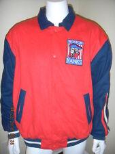 Boston YANKS Coat Jacket APFL Grid Iron VIntage Mens Size XXXL