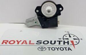 Toyota Rav4 2013-2018 Sunroof Motor Genuine OEM OE
