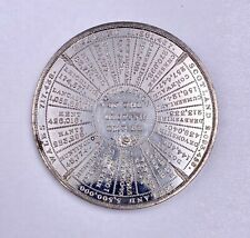 1850s Great Exhibition British Empire Population & Other Foreign Possession Coin