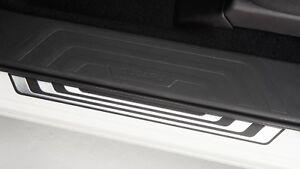 2019 2020 Subaru Ascent Side Sill Plates Metallic Finish Set of 4 E101SXC000 OEM