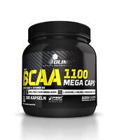 Olimp - BCAA 1100 Mega Caps 300 Kapseln - Aminosäuren