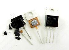ORIGINAL FAIRCHILD MOSFET IRF730 Transistor Fairchild Replace IRF720 IRF710 Z339
