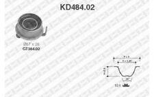 SNR Kit de distribución HYUNDAI ATOS GETZ i10 KIA PICANTO KD484.02