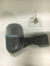 Shure Beta 52 Dynamic Kick Drum MiC Mint condition just out of box DMK5752A
