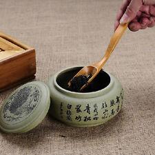 bambou cuillère à thé Pelle Pelle cérémonie Kung Fu Matcha Oriental traditionnel
