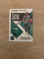 2019-20 Panini NBA Chronicles Kemba Walker