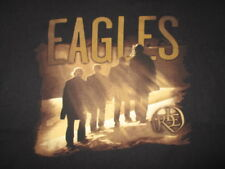 "2008 Eagles ""Long Road Out Of Eden"" Concert Tour (Lg) Shirt Joe Walsh Glenn Frey"