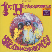 Jimi HENDRIX-ARE YOU EXPERIENCED (vinile LP - 1967-US-REISSUE)