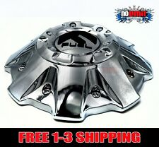 Fuel Offroad Chrome Center Cap 1001-63 Cap M-542 Chrome 6 & 5 some 8 Lug NEW