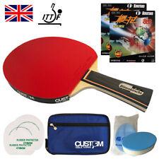 2/x Kokutaku 868/Tacky Super tenis de mesa de luz suave cauchos