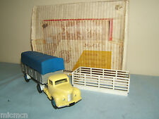 DINKY TOYS MODEL  No.424 COMMER CONVERTIBLE ARTICUALTED TRUCK VN MIB