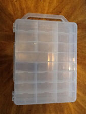 AURORA TYCO 48 CAR CARRYING CASE FOR HO SLOT CARS AFX ThunderJet Tjet AW JL
