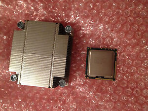INTEL XEON SIX CORE 2.66GHZ 12MB PROCESSOR KIT  DELL POWEREDGE R410 X5650 SLBV3