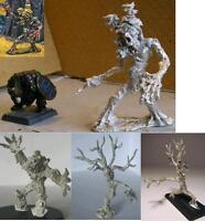 Treemen Selection, Warhammer, Bloodbowl, RPG new Dark Eye/Mage Knight ETC