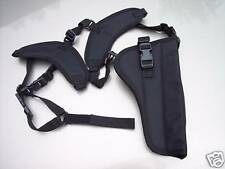 "LEFT Shoulder Holster COLT ANACONDA 44 MAG 8"" w/ SCOPE"