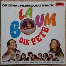 La Boum die fete - Sophie Marceau, BO du film,LP import