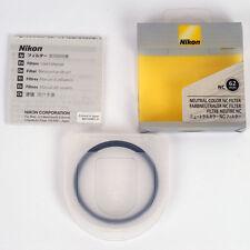 NIKON filtre neutre NC 62mm