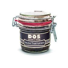 SALSA AL TARTUFO (TARTUFATA) 200g PRODOTTI TIPICI UMBRI - ITALIAN TRUFFLE SAUCE