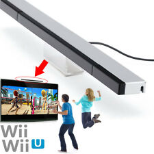 Wired Infrared IR Inductor Motion Sensor Bar for Nintendo Wii Wii U Remote Stock