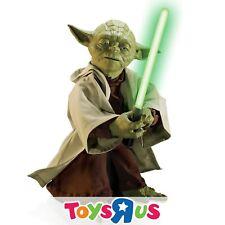 Star Wars Legendary Jedi Master Yoda Interactive Figure