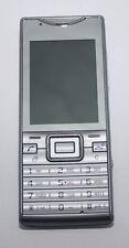 Sony Ericsson Elm J10i2 - Silver (Unlocked) Mobile Phone