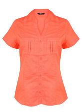 Maglie e camicie da donna camicetta classici in lino