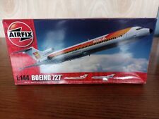 Airfix 1/144 Boeing 727 A04177 model kit rare iberia #32