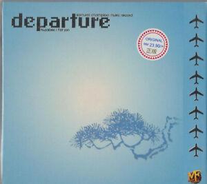 OST Samurai Champloo Music Record Departure Fat Jon / Nujabes MIYA Records CD