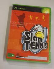 JEU XBOX  slam tennis   neuf