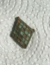 Roman Enamelled Seal Box Lid very rare found in East Anglia England Uk