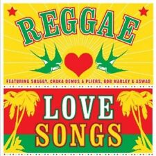 Reggae Love Songs - Various Artists (NEW CD)