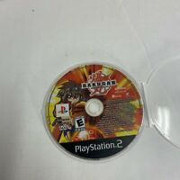 BAKUGAN BATTLE BRAWLERS PLAYSTATION 2 PS2 Disc Only Free Shipping