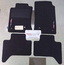 Toyota Tacoma 2005 - 2011 TRD Off Road D-Cab Carpet Floor Mats Genuine OEM OE