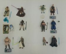 Star wars collection job lot of 12 which all appear complete (D)