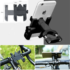Motorcycle Bicycle Cell Phone Holder GPS Mount Bracket for 3.5~6.5 inch Phone