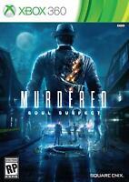 Murdered: Soul Suspect - Microsoft Xbox 360 Brand New