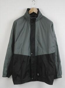 K WAY 2000 PROOF BREATHABLE TAPED SEAMS Men's MEDIUM Light Jacket 23350-JS
