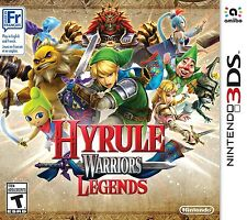 Hyrule Warriors: Legends [New Nintendo 3DS NN3DS, NTSC Action Video Game] NEW