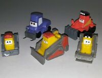 Disney Planes Fire and Rescue Movie Figures Set of 5