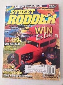 Street Rodder Magazine NSRA Knoxville September 1999 031417NONRH
