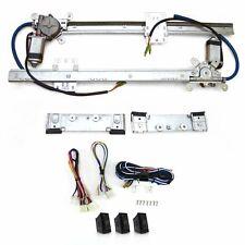 49-56 Plymouth / Chrysler Power Window Kit 3 switch flat glass early Rod Street