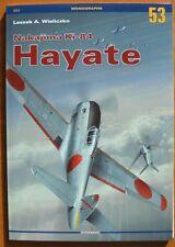 Nakajima Ki-84 Hayate - Kagero Monograph ENGLISH